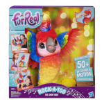 Hasbro interaktiivne mänguasi FurReal Rock-A-Too The Show Bird, papagoi (ESP)