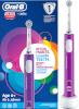 Braun hambahari Oral-B Junior Sensi Ultrathin (D16.513), lilla