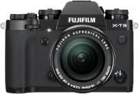 Fujifilm X-T3 + 18-55mm must