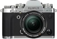 Fujifilm X-T3 + 18-55mm hõbedane