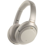 Sony kõrvaklapid WH-1000XM3 Wireless Noise-Canceling Headphones, hõbedane
