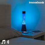 InnovaGoods 30W Laavalamp Bluetooth Kõlarite Ja Mikrofoniga