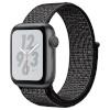 Apple Watch Series 4 Nike+ GPS 40mm Space Gray Aluminum Case with Black Nike Sport Loop