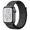 Apple Watch Series 4 Nike+ GPS 44mm Space Gray Aluminum Case with Black Nike Sport Loop