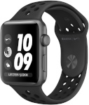 Apple Watch Series 3 Nike+ GPS 42mm Space Gray Aluminum Case with Anthracite/Black Nike Sport Band