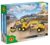 Alexander konstruktor Construction set Little Machinery - Grader