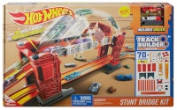 Hot Wheels autorada Track & Builder Stunt Bridge