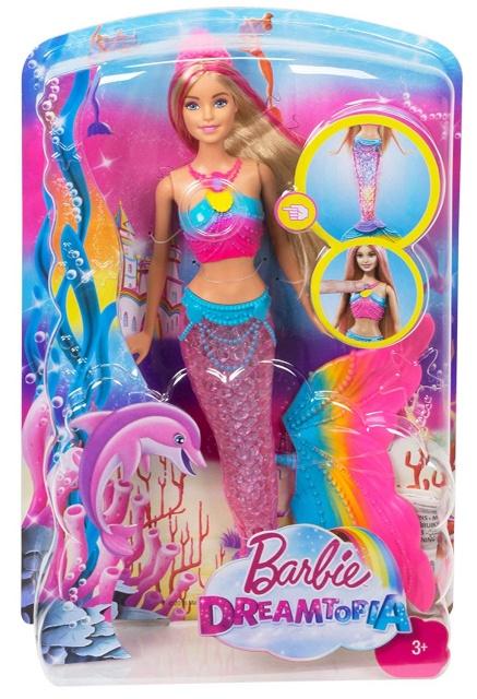 0b278f81a8b Barbie nukk vikerkaaretulede merineitsi nukk Dreamtopia Mermaid - Nukud ja  nukutarbed - Lapsed - Digizone