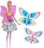 Barbie nukk lendlevate tiibadega haldjas Dreamtopia Flying Wings Fairy Doll