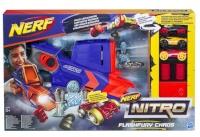 Hasbro mängukomplekt Nerf Nitro Flashfury Chaos