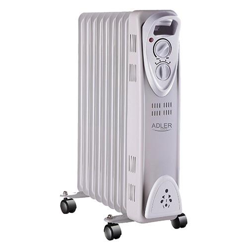 9b9b3588cdd Adler Oil-filled radiaator AD 7807 1500W