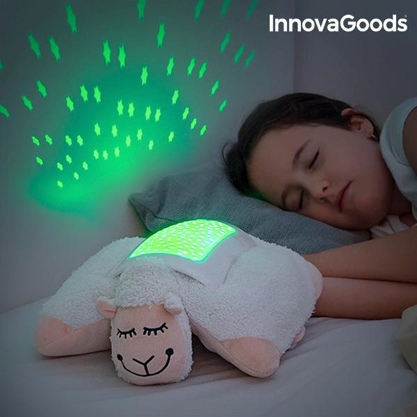 150ec5fbc23 BGB InnovaGoods LED Projektoriga Pehme Lammas