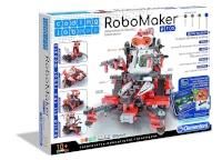 Clementoni programmeeritav robot RoboMaker Pro (50523)
