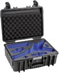 B&W kohver Outdoor Case Type 5000/B must with DJI Ronin S Inlay