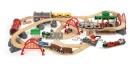 BRIO rongiraja komplekt Deluxe Railway Set | 33052