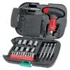 BGB Tools Tööriistade Komplekt Integreeritud LED Taskulambiga (24 pcs) 148534 Värvus Must