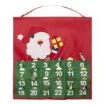 BGB Christmas Advendikalender 144667 Värvus Roheline