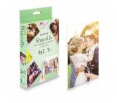 Fujifilm pildiraam/seinakleeps SHACOLLA BOX 12,7x17,8cm, 5-pakk