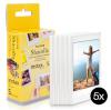 Fujifilm pildiraam/seinakleeps SHACOLLA BOX (Instax Mini), 5-pakk