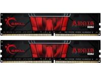 G.Skill mälu DDR4 8GB 2400MHz CL17 (2x4GB) 8GIS Aegis 4