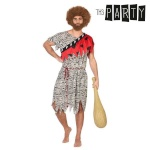 BGB maskeraadi kostüüm täiskasvanutele Th3 Party Koopainimene, Suurus XL