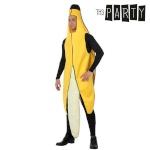 Maskeraadi kostüüm täiskasvanutele Th3 Party 5671 Banaan