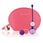 Rianne S Essentials Pussy Playballs, korallroosa Rianne S RSE26354