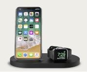 Belkin laadimisalus Wireless Charging Dock Apple Watch/iPhone 7,5W must