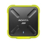 ADATA kõvaketas SSD External SD700 256G USB3.1 Durable kollane