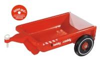 BIG mänguauto Bobby-Car Caddy punane | 800056292