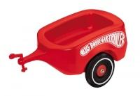 BIG tõukeauto käru Bobby-Car Trailer Red, punane | 800001300