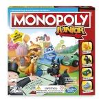 Hasbro lauamäng laste Monopoly Junior (ESP)