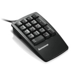 Lenovo numbriklaviatuur USB 17-Key Business Numeric Keypad must