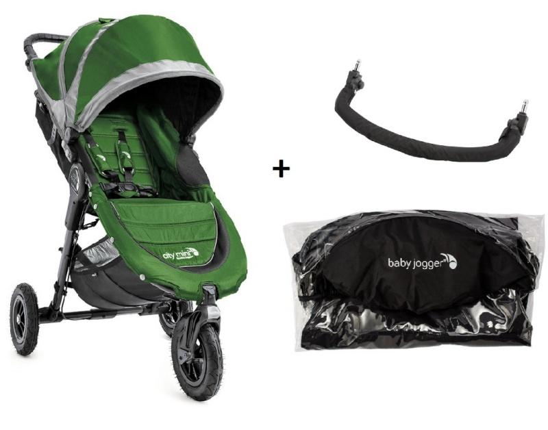 be83b79a06a Baby Jogger jalutuskäru City Mini GT Evergreen/Gray + TASUTA vihmakile +  turvakaar - Lastevankrid ja jalutuskärud - Lapsed - Digizone