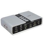 Startech helikaart USB Audio Adapter Sound Card