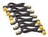 APC kaabel Power Cord Kit (6 Ea) Locking