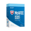 McAfee viirusetõrje Mcafee Internet Security 1 Pc