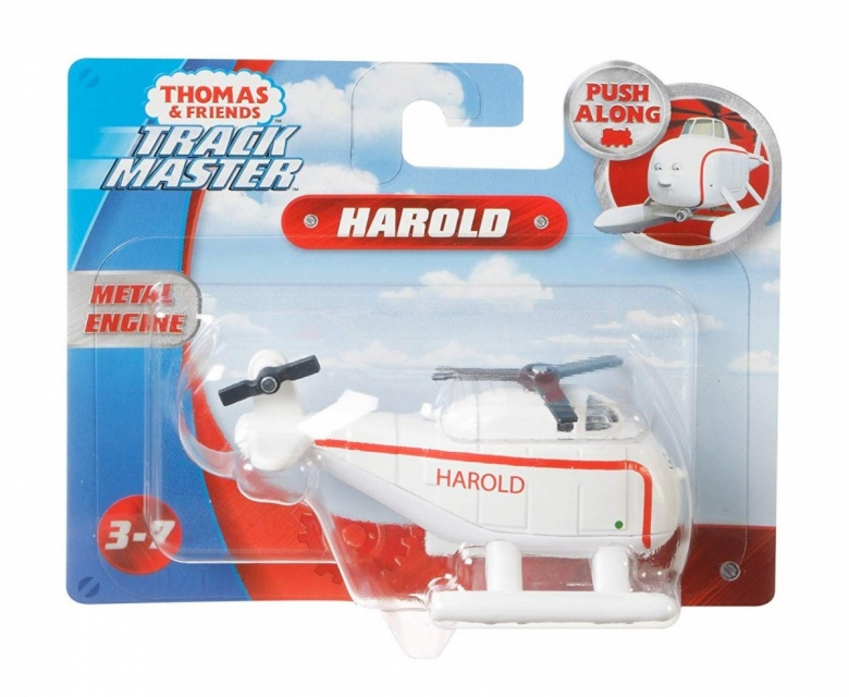 01a09e108d5 Fisher Price mängurong Helicopter Small Locomotive Thomas & Friends  TrackMaster Harold - Sõidukid ja mudelid - Lapsed - Digizone