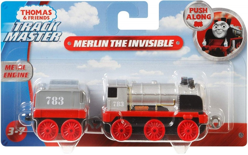 92be487ddc3 Fisher Price mängurong Trian Large Locomotive Thomas & Friends TrackMaster  Merlin the Invisible - Sõidukid ja mudelid - Lapsed - Digizone