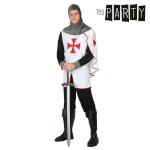 BGB maskeraadi kostüüm täiskasvanutele Templari sõdur, Suurus M/L