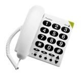 Doro telefon PhoneEasy 311c valge
