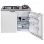 Limatec miniköök malmist pliidiplaatidega MKZ100
