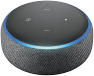 Amazon nutikõlar Echo Dot 3 Charcoal Black, must