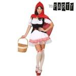 BGB Carnival Maskeraadi kostüüm täiskasvanutele Th3 Party Seksikas punamütsike Suurus M/L