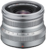 Fujifilm objektiiv XF 16mm F2.8 WR hõbedane