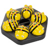 Bee-Bot 2.0 6 roboti ja laadimisaluse komplekt