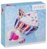 Intex täispuhutav rannamadrats Cupcake