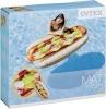 Intex täispuhutav rannamadrats Hot Dog Pool Float