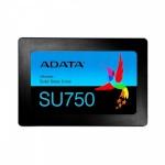 "ADATA kõvaketas SSD disk Ultimate SU750 512G 2.5"" S3 550/520 MB/s"