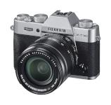 Fujifilm X-T30 + 18-55mm hõbedane